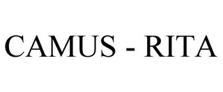 mark for CAMUS - RITA, trademark #85734691
