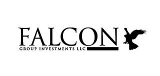 mark for FALCON GROUP INVESTMENTS LLC, trademark #85734938