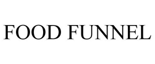 mark for FOOD FUNNEL, trademark #85734970
