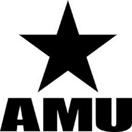 mark for AMU, trademark #85734988