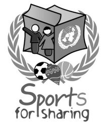 mark for SPORTS FOR SHARING, trademark #85735032