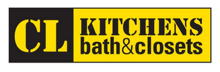 mark for CL KITCHENS BATH&CLOSETS, trademark #85735156
