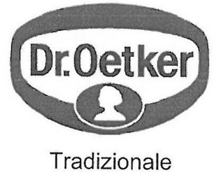 mark for DR. OETKER TRADIZIONALE, trademark #85735328
