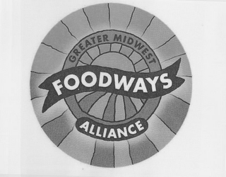 mark for GREATER MIDWEST FOODWAYS ALLIANCE, trademark #85735485