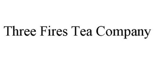 mark for THREE FIRES TEA COMPANY, trademark #85735819