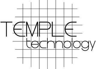 mark for TEMPLE TECHNOLOGY, trademark #85735963