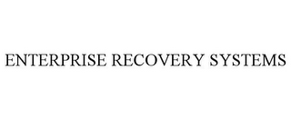 mark for ENTERPRISE RECOVERY SYSTEMS, trademark #85736188