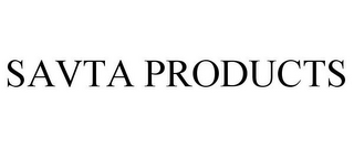 mark for SAVTA PRODUCTS, trademark #85736340