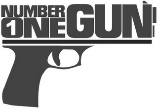 mark for NUMBER 1 ONE GUN, trademark #85736367