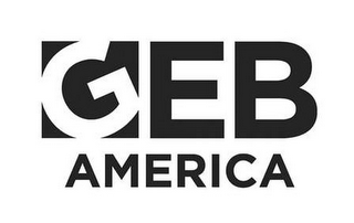 mark for GEB AMERICA, trademark #85736603