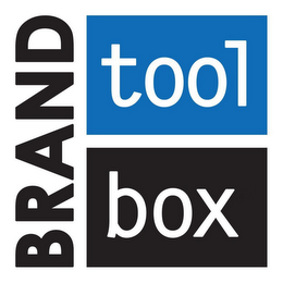 mark for BRAND TOOL BOX, trademark #85736626