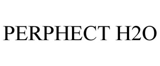 mark for PERPHECT H2O, trademark #85736727