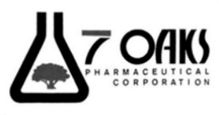 mark for 7 OAKS PHARMACEUTICAL CORPORATION, trademark #85736869