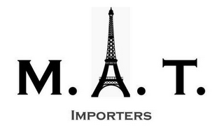 mark for M.A.T. IMPORTERS, trademark #85736932