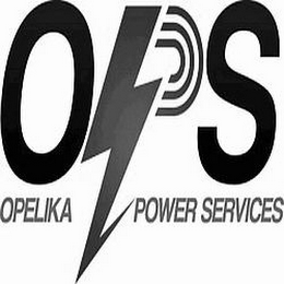 mark for OPS OPELIKA POWER SERVICES, trademark #85736940