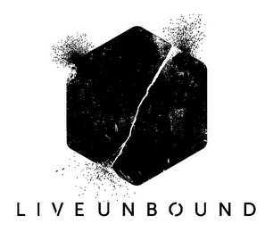 mark for LIVEUNBOUND, trademark #85737021