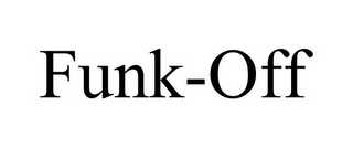 mark for FUNK-OFF, trademark #85737049