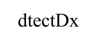 mark for DTECTDX, trademark #85737097