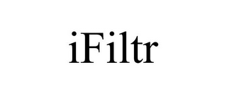 mark for IFILTR, trademark #85737292