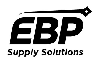 mark for EBP SUPPLY SOLUTIONS, trademark #85737347