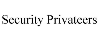 mark for SECURITY PRIVATEERS, trademark #85737454