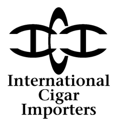 mark for ICI INTERNATIONAL CIGAR IMPORTERS, trademark #85737507