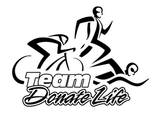mark for TEAM DONATELIFE, trademark #85737698