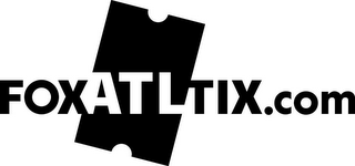 mark for FOXATLTIX.COM, trademark #85737711