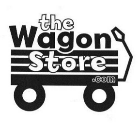 mark for THE WAGON STORE.COM, trademark #85737716