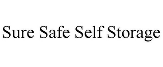 mark for SURE SAFE SELF STORAGE, trademark #85737757