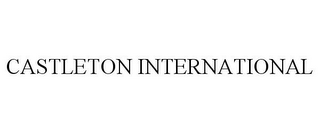 mark for CASTLETON INTERNATIONAL, trademark #85737822