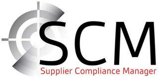 mark for SCM SUPPLIER COMPLIANCE MANAGER, trademark #85738008