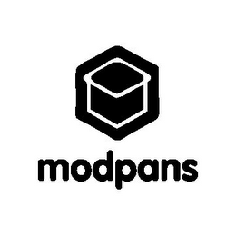 mark for MODPANS, trademark #85738104