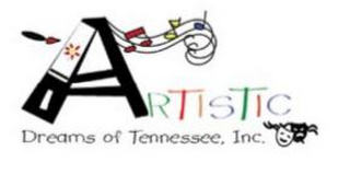 mark for ARTISTIC DREAMS OF TENNESSEE, INC., trademark #85738135