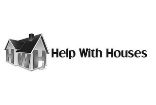 mark for HWH HELP WITH HOUSES, trademark #85738145