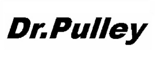 mark for DR.PULLEY, trademark #85738498