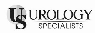 mark for US UROLOGY SPECIALISTS, trademark #85738593