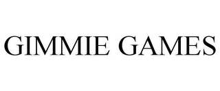 mark for GIMMIE GAMES, trademark #85738609