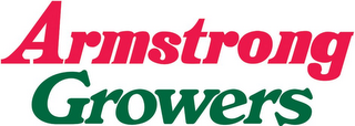 mark for ARMSTRONG GROWERS, trademark #85738893
