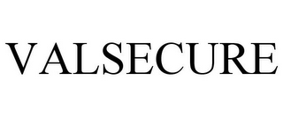 mark for VALSECURE, trademark #85738948