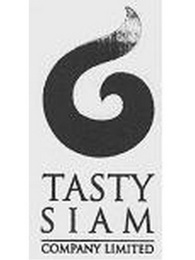 mark for TASTY SIAM COMPANY LIMITED, trademark #85739017