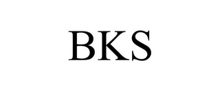 mark for BKS, trademark #85739079