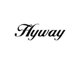 mark for HYWAY, trademark #85739175