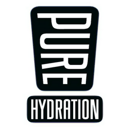 mark for PURE HYDRATION, trademark #85739469