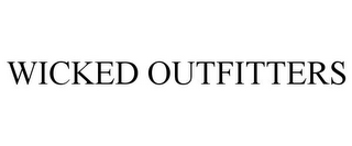 mark for WICKED OUTFITTERS, trademark #85739548