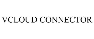 mark for VCLOUD CONNECTOR, trademark #85739590