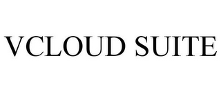 mark for VCLOUD SUITE, trademark #85739592