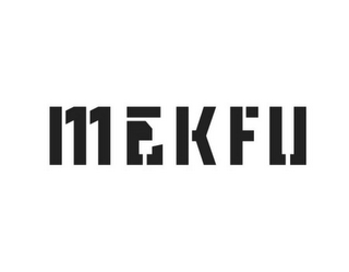 mark for MEKFU, trademark #85739614