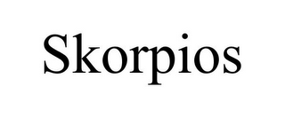 mark for SKORPIOS, trademark #85739651