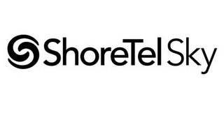 mark for SHORETEL SKY, trademark #85739705